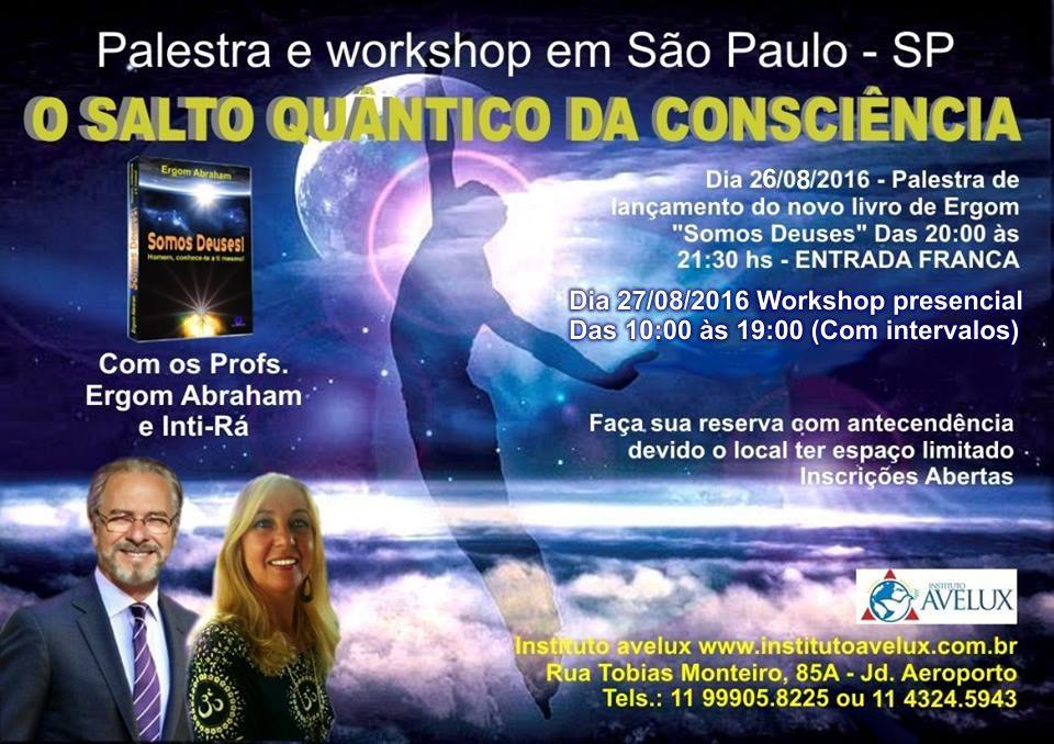 Workshop ultima versao agosto em SP